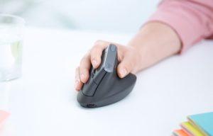 Ένα «ποντίκι» που εγγυάται λιγότερες και πιο άνετες κινήσεις του χεριού