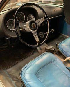 Είχε την Alfa Romeo Giulietta SZ  στο υπόγειο για τριανταπέντε χρόνια