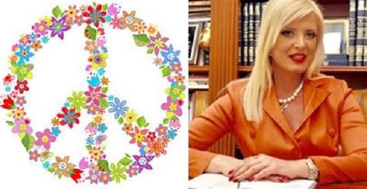 Μήνυμα Προέδρου του Ομίλου για την UNESCO Βορείων Προαστίων και δημοτικής συμβούλου Αμαρουσίου Μαρίνας Πατούλη Σταυράκη, για τη Διεθνή Ημέρα Ειρήνης