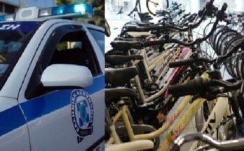 Εισβολή με αυτοκίνητο σε κατάστημα με ποδήλατα στα Γλυκά Νερά
