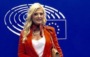 Συναντήσεις της Προέδρου του Ομίλου για την UNESCO Β. Π και δημοτικής συμβούλου Αμαρουσίου Μ. Πατούλη Σταυράκη, με θεσμικούς εκπροσώπους στις Βρυξέλλες, για τη χάραξη στρατηγικών για την παιδεία, τον πολιτισμό και το περιβάλλον
