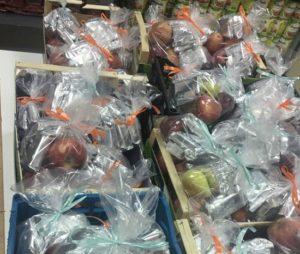 Μεταμόρφωση: 16/10 Παγκόσμιας Ημέρας Υγιεινής Διατροφής - Διανομή φρούτων στα νηπιαγωγεία από το Δήμο