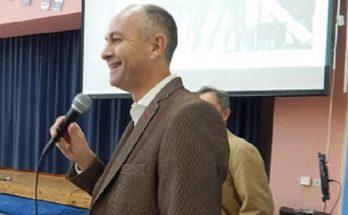 """Παρουσία του Δημάρχου, Στράτου Σαραούδα, σε εκδηλώσεις για την επέτειο του """"ΟΧΙ"""" σε σχολεία της Μεταμόρφωσης."""