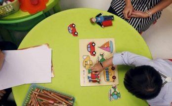 Έρευνα: Τα παιδιά που πηγαίνουν σε παιδικό σταθμό έχουν καλύτερη συμπεριφορά