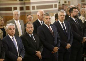 Ο Γ. Πατούλης στις εορταστικές εκδηλώσεις για την «Ημέρα της Αστυνομίας» - Η Περιφέρεια Αττικής θα είναι στο πλευρό της Ελληνικής Αστυνομίας όπου χρειαστεί