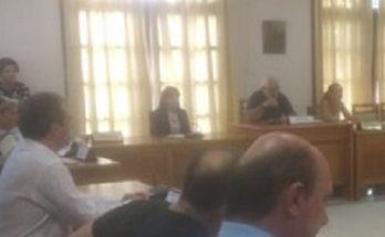 Δήλωση της Δήμαρχου Πεντέλης Δήμητρας Κεχαγιάς μετά το Έκτακτο Δημοτικό Συμβούλιο για την εξέταση του ζητήματος της ενδεχόμενης μεταφοράς μεταναστών στις εγκαταστάσεις του Νοσοκομείου Φλέμιγκ στα Μελισσια.