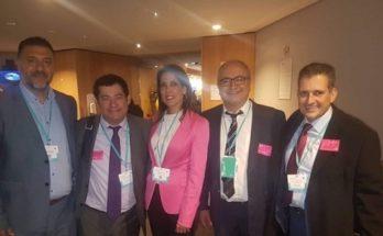 """O Δήμαρχος Λυκόβρυσης - Πεύκης στο Ευρωκοινοβούλιο σε ενημερωτική συνάντηση για τις δυνατότητες χρηματοδότησης έργων"""