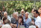 Συγκέντρωση διαμαρτυρίας για την ενδεχόμενη μεταφορά ανηλίκων προσφύγων – μεταναστών στο Νοσοκομείο Αμαλία Φλέμιγκ από τα Σωματεία Εργαζομένων Αμαλία Φλέμιγκ-Σισμανόγλειο-Παίδων Πεντέλης