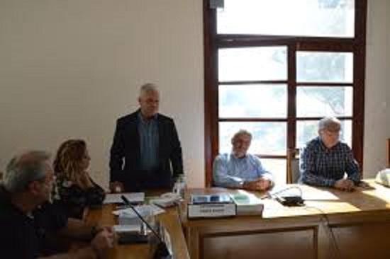 Το Διοικητικό Συμβούλιο του Συνδέσμου Δήμων για την Προστασία και Ανάπλαση του Πεντελικού (Σ.Π.Α.Π.) επανεξέλεξε Πρόεδρο τον Βλάσση Σιώμο για 3η συνεχόμενη φορά.
