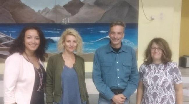 Συνέντευξη για την Παρουσίαση Βιβλίου από το Σύλλογο Γονέων Κρυστάλλειου Δημοτικού Πεντέλης και του 1ου Δημοτικού Μελισσίων «Αναζητώντας Προϊστορικούς Γίγαντες»