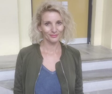 Η Ξένια Καρακάση είναι η Πρόεδρος του Συλλόγου Γονέων και Κηδεμόνων Πρώτου Δημοτικού Σχολείου Μελισσίων