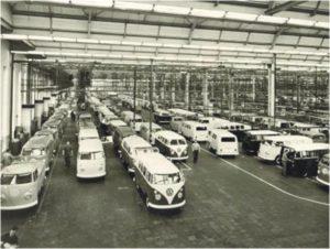 Ιστορία του VW Camper Van