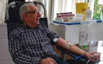Θεόδωρος Αμπατζόγλου: Επιτυχημένη η32ης Εθελοντική Αιμοδοσία του Δήμου Αμαρουσίου