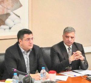 Στην πρώτη συνεδρίαση της ΕΝΠΕ ο Αντιπρόεδρος της Ένωσης και Περιφερειάρχης Αττικής Γ. Πατούλης