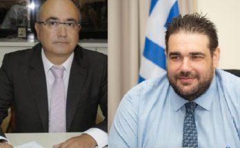 ΗΡΑΚΛΕΙΟ : Τα δημοτικά τέλη στη συνάντηση δημάρχου Ηρακλείου Αττικής με τον υφυπουργό Εσωτερικών Θ. Λιβάνιο