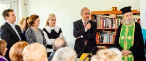 Εγκαινιάστηκε ο Συμβουλευτικός σταθμός για την Άνοια στον Δήμο Κηφισιάς