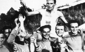 Μαραθώνιος της Βοστώνης το 1946 Στέλιος Κυριακίδης νικητής «Ήρθα να τρέξω για 7 εκατομμύρια πεινασμένους Έλληνες»