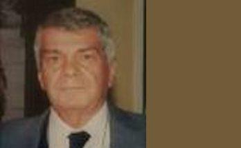 Ο Δήμος Νέας Ιωνίας αποχαιρετά τον Κώστα Τσοπανάκη
