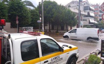 Διευρυμένη έκτακτη σύσκεψη Πολιτικής Προστασίας στο Δημαρχείο Βριλησσίων
