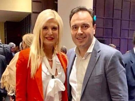 Συγχαρητήρια Μαρίνας Πατούλη Σταυράκη στον νέο Πρόεδρο της Κ.Ε.Δ.Ε, Δήμαρχο Τρικκαίων Δημήτρη Παπαστεργίου και στα νέα μέλη του Διοικητικού Συμβουλίου