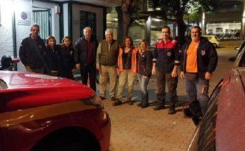 Σε 24ωρη επιφυλακή και αυξημένη ετοιμότητα η Πολιτική Προστασία και η Εθελοντική Ομάδα του Δήμου Αμαρουσίου για την αντιμετώπιση των έντονων καιρικών φαινόμενων