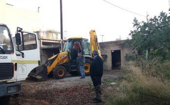 Δήμος Αμαρούσιου Αντιδήμαρχος καθαριότητας Κατσιγιάννης Επαμεινώνδας
