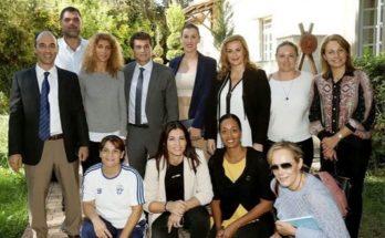 Σύμφωνο Συνεργασίας με τους Έλληνες Ολυμπιονίκες