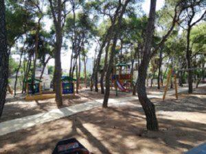 Δήμος Χαλανδρίου:  Ανοιχτές οι δύο παιδικές χαρές επί των οδών Ιθώμης και Προφήτη Ηλία