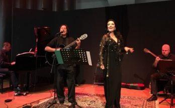 Μουσική Παράσταση για τον Ελληνικό Κινηματογράφο με την Ελένη Φιλίνη