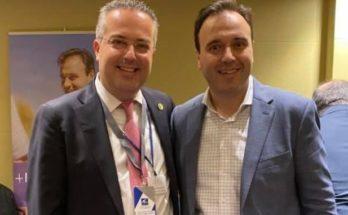 Ο Αποστολόπουλος Ηλίας: Συγχαρητήρια στον νέο Πρόεδρο της ΚΕΔΕ, τον δήμαρχο Τρικκαίων Δημήτρη Παπαστεργίου αλλά και σε όλους όσοι εκλέχτηκαν στο νέο Δ.Σ.