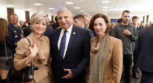 Γιώργος Πατούλης: Στη γιορτή της Πολεμικής Αεροπορίας προς τιμήν του προστάτη της Αρχαγγέλου Μιχαήλ.