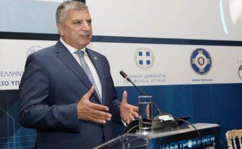 Γιώργος Πατούλης : Στο συνέδριο ΗΛΕΚΤΡΟΚΙΝΗΣΗ EXPO