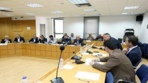 Ο Δήμαρχος Γαλατσίου, Γ. Μαρκόπουλος, νέος Πρόεδρος της ΠΕΔΑ - Αντιπρόεδρος του Δ.Σ. εκλέχθηκε ο κ. Β. Αξιώτης, Αντιδήμαρχος Δήμου Αθηναίων και Γεν. Γραμματέας, ο κ. Τ. Μαυρίδης, Δήμαρχος Λυκόβρυσης-Πεύκης.
