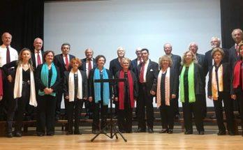 Η μικτή πολυφωνική χορωδία του Δήμου Πεντέλης συμμετείχε στη 12η Συνάντηση Χορωδιών που διοργάνωσε η Κ.Α.Π.ΠΑ. του Δήμου Γλυφάδας
