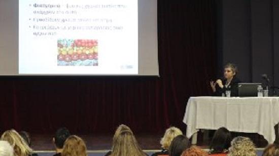 Με μεγάλη επιτυχία πραγματοποιήθηκε η ομιλία για τον «Καρκίνο του Μαστού: Πρόληψη, η καλύτερη Θεραπεία» υπό την αιγίδα του Δήμου Πεντέλης στο Πολιτιστικό κέντρο