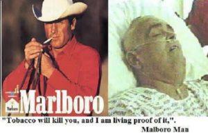 Πέθανε η ιστορική φιγούρα των τσιγάρων Marlboro, χωρίς να έχει καπνίσει ένα τσιγάρο, σε ηλικία 90 ετών στο Κολοράντο
