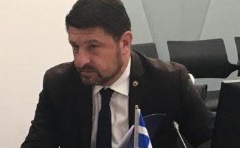 Ο Ν. Χαρδαλιάς στην Κωνσταντινούπολη προέδρευσε στην συνεδρίαση της Ομάδας Εργασίας του Οργανισμού Οικονομικής Συνεργασίας του Εύξεινου Πόντου (ΟΣΕΠ)