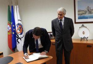 Ο Νίκος Χαρδαλιάς στην Λισαβόνα στην κορυφαία άσκηση του Ευρωπαϊκού Μηχανισμού Πολιτικής Προστασίας EU MODEX