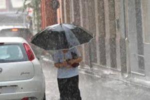 Κακοκαιρία από το απόγευμα της Κυριακής (24-11-2019) με ισχυρές βροχές και καταιγίδες