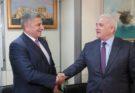 Περιφέρεια Αττικής κινούμαστε με γρήγορους ρυθμούς για την έγκαιρη κατασκευή του νέου γηπέδου της ΑΕΚ
