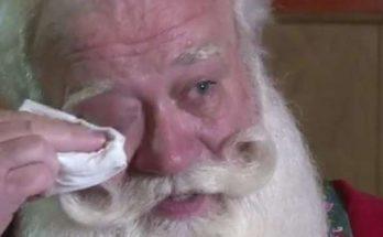 Ένα 5χρονο στις ΗΠΑ αγοράκι άφησε την τελευταία του πνοή στην αγκαλιά του Άγιου Βασίλη