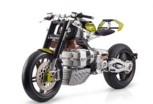Η πιο φουτουριστική μοτοσυκλέτα BST Hypertek με υπογραφή Ducati