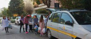 Βριλήσσια: 3ο δημοτικό στήριξε με τις προσφορές τους το Κοινωνικό Παντοπωλείο
