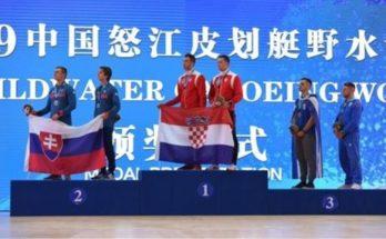 Συγχαρητήρια του Δημάρχου Ξένου Μανιατογιάννη στον Χάρη Τρωιάννο - Παγκόσμιο Πρωταθλητή Κυπέλλου Άγριων Νερών στην Κίνα