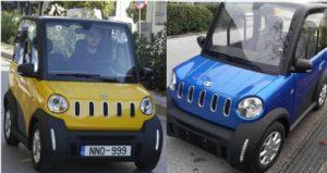 Είναι Ελληνικό: «Καίει» μόλις ένα ευρώ ανά 100 χλμ και παρκάρει σε θέση κάδου