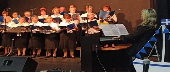 Δήμος Χαλανδρίου : Η Χορωδία 60+ του Δήμου Χαλανδρίου στο 9ο Φεστιβάλ Χορωδιών