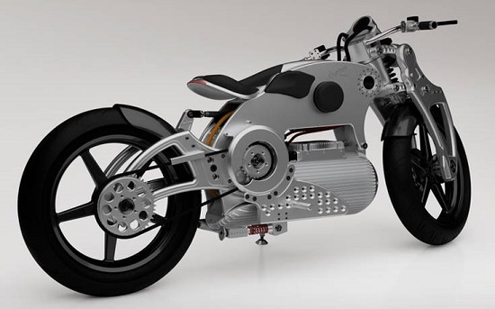 Με εκπληκτικό σχεδιασμό το ηλεκτρικό μοντέλο της η Curtiss των 217 αλόγων σου παίρνει το μυαλό