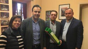 Νέα καινοτομία :Κάδοι ανακύκλωσης για γόπες τοποθετεί ο Δήμος Τρικάλων σε πλατείες και πεζόδρομους