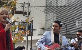Δήμος Κηφισιάς :Χριστουγεννιάτικη συναυλία στην Νέα Ερυθραία με τους Swingin' Cats