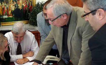 Δήμαρχος Αμαρουσίου πραγματοποίησε συνάντηση με τον Εξωραϊστικό Σύλλογο της« Αγίας Φιλοθέης» και με το Αθλητικό Σωματείο «Οδυσσέας Αμαρουσίου»
